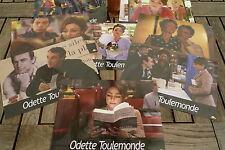 Odette Toulemonde  Catherine Frot, Albert Dupontel,  8 photos d'exploitation