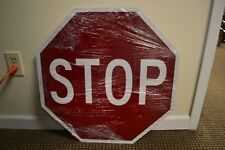 Double Sided Stop/Slow Sign by Traffix