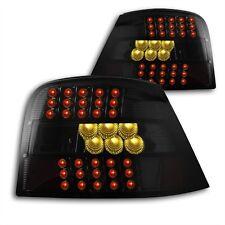 FEUX ARRIERE FULL LED NOIR CRISTAL VW GOLF 4 1997-2003 TDI 90 100 110 115 150
