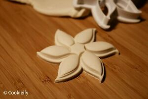 Flower Shaped Cookie Cutter