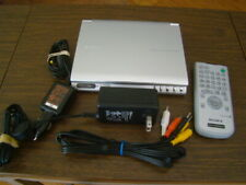 """Sony DVP-FX705 7"""" Portable DVD Player Tested Great Working Condition"""