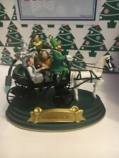 Wizard Of Oz Horse Of A Different Color Christmas Hallmark Keepsake Ornament NIB