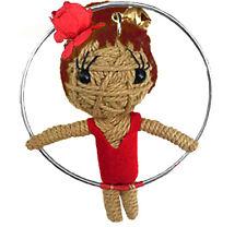 Kamibashi Skydancer Hoop Original String Doll Gang Collectable Keychain