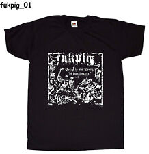 FUKPIG T-shirt Printed