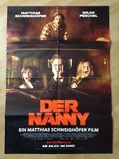 Filmposter * Kinoplakat * A1 * Der Nanny * 2015 * M. Schweighöfer + T. Künstler