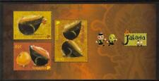 SINGAPORE MNH 2008 JAKARTA STAMP EXH - YEAR OF THE RAT MINISHEET