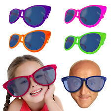 540aff8593 Large Oversized Joke Glasses Giant Novelty Fun Sunglasses Fancy Dress Hen  Party