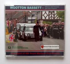 WOOTTON BASSETT BAND OF HM ROYAL MARINES PORTSMOUTH CD NEW SEALED