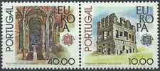 Timbres Europa Portugal 1383/4 ** lot 25520
