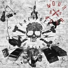 "Backyard Babies - ""Four by four"" - 2015 - CD Album"