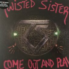 Twisted Sister - Come Out & Play(LTD. 180g Pink Vinyl LP), Back On Black