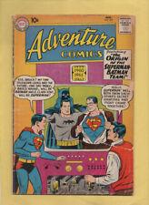 Adventure Comics #275 Superboy Meets Bruce Wayne! Aug 1960, DC, FA/GD
