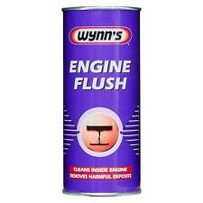 Wynns 51265 Engine Flush Treatment 425ml Removes Harmful Deposits Oil Flushing