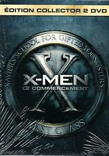 X MEN LE COMMENCEMENT  edition collector 2 DVD   neuf ref05091735