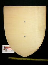 Knight's Shield Blank for Your own Design