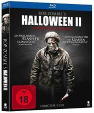Halloween II Director s Cut Blu Ray Disc