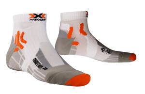 X-Socks Running Marathon EU 45/47 weiß Herren Laufsocken X020385-W030, Neu & OVP