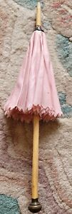Antique Parasol For Antique Bisque or Early Doll