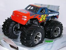 Muscle Machines USA Monster Truck Jeff Gordon 24 Dupont NASCAR Off Road 1:43
