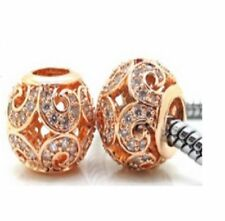 Beauty Rose Gold Fine Charms