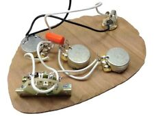 Stratocaster / Strat wiring harness / loom CTS / CRL / orange drop / Switchcraft