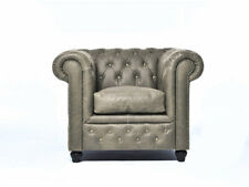 Chesterfield Fauteuil Vintage Alabama C1057