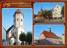 Alte Postkarte - Grüße aus Finsterwalde in Brandenburg