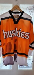Ice Hockey shirt player worn size L (c)