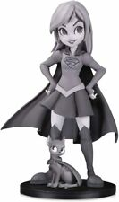 DC Artists Alley Chrissie Zullo Supergirl Figure Black & White