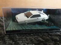 "James bond 007 model car Lotus Esprit ""The spy who loved me"""