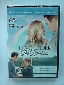 LOVE UNDER THE RAINBOW (DVD,2020) A Hallmark Channel Original Movie *BRAND NEW*