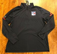adidas Rangers Authentic Pro Jacket Men's Multi XL