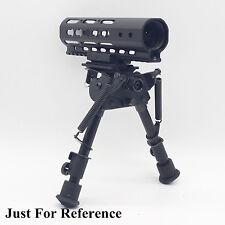 "7"" Ultralight KeyMod Free Float Forend Picatinny Rail Mount&Nut for Rifle"