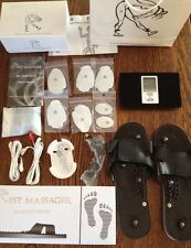 Irest mini massager and massage shoes
