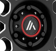 Asanti AB812 130L1708SB-H52 Center Cap S Black fits 8x170 Ford Wheels Only