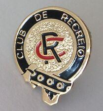 Club De Recreio Small Pin Badge Rare Vintage (E1)