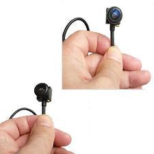170 degree super mini small smallest micro spy hodden nanny pinhole HD camera