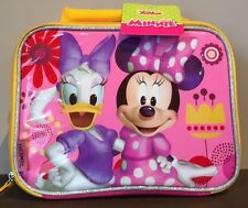 Thermos Minnie Mouse - Disney Junior Insulated Lunch Kit New With Tags