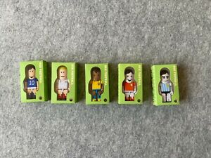 """USB 1GB - """"Football"""" Figurines (5 being sold as one lot)"""