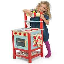 Le Toy Van Applewood Kitchen | Toy Wooden Kitchen | Wood Kitchen Toy | UK