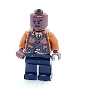 LEGO Minifigure Okoye sh476 Super Heroes Black Panther