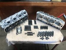 Chevy Top End Kit 396 427 454 496 502 BBC Aluminum Heads oval port 540 572