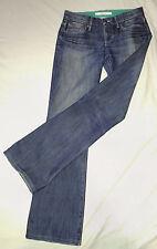 JOE'S JEANS DYLAN Medium Wash Bootcut Women's Jeans SZ 26 Nice Pocket Detail