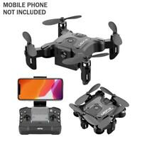 Mini Drone 4DRC-V2 Selfie WIFI FPV With HD Camera Foldable Arm RC Quadcopter New