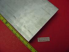 "2"" X 8"" ALUMINUM 6061 FLAT BAR 42"" long Solid T6511 2.00"" Plate Mill Stock New"