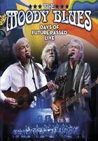 UNI DIST CORP MUSIC DEV308089D MOODY BLUES-DAYS OF FUTURE PAST LIVE (DVD/2018)