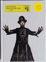 BOY GEORGE and CULTURE CLUB CD Life Deluxe Edition -  2018 BOOK EDITION In Stock