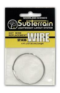 WOODLAND SCENIC HOT WIRE REPLACEMENT WIRE 4FT (1)|1436
