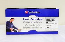 NEW Verbatim Corporation Hp CE321A Cyan Toner Cartridge 98335