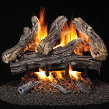 ProCom Vented Natural Gas Fireplace Log Set - 18 in., 35,000 BTU, Model WAN18N-2